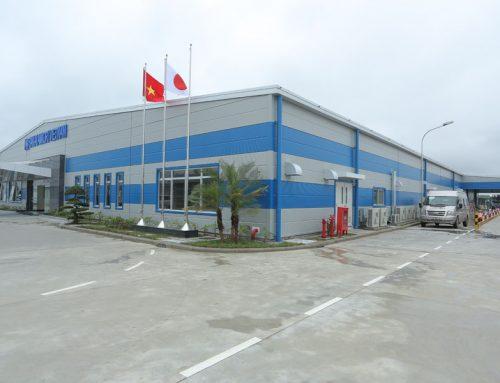 Dự án Nhà máy Sakai Amiori Việt Nam