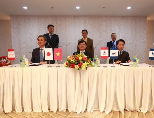 Tập đoàn TTC ký kết hợp đồng EPC với liên danh Sharp-SSSA-NSN