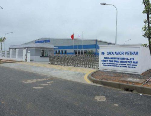 Nhà máy Sakai Amiori Việt Nam