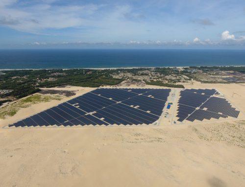 Nhà máy điện mặt trời  TTC Phong Điền 35MWac