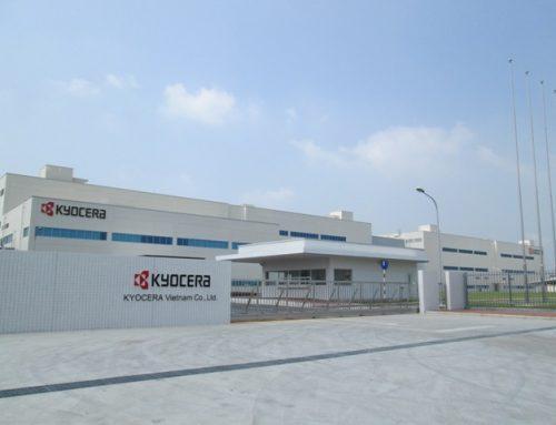 Cải tạo nhà máy Kyocera Việt Nam