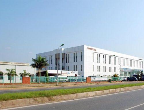 Honda Vietnam Vinh Phuc factory