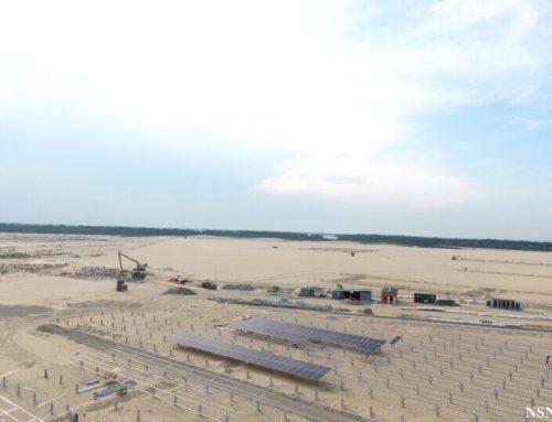 Nhà máy điện mặt trời Phong Điền 35MWac