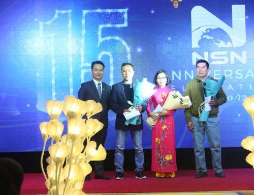 Kỷ niệm 15 năm thành lập Công ty CP XD&CN NSN