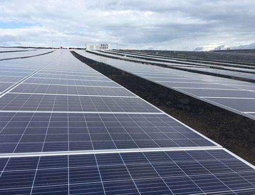 NSN hòa lưới thành công Nhà máy điện mặt trời TTC Hàm Phú 2