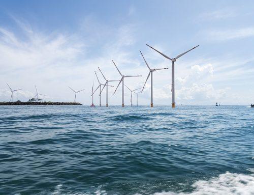 Doanh nghiệp Đức muốn làm điện gió ngoài khơi ở Bình Định