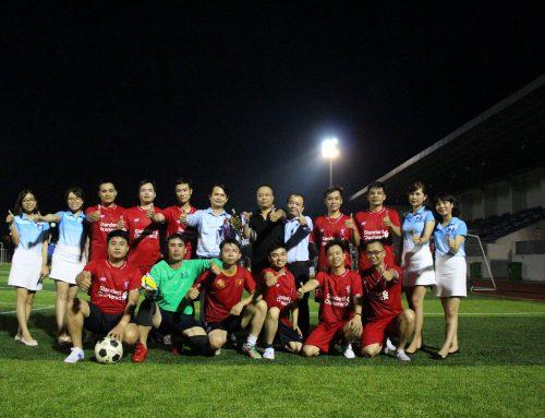 Giao hữu bóng đá NSN – VENGY