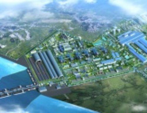 3.774 tỷ đồng đầu tư bến cảng tổng hợp – Container Hòa Phát Dung Quất