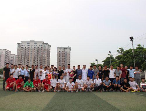 Giao lưu bóng đá NSN – VENGY lượt về