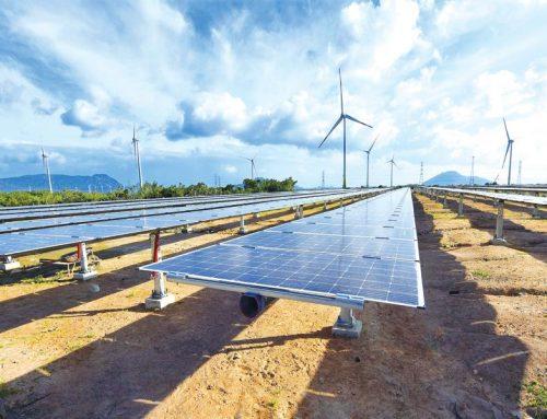 Mông lung chính sách giá điện mặt trời mới