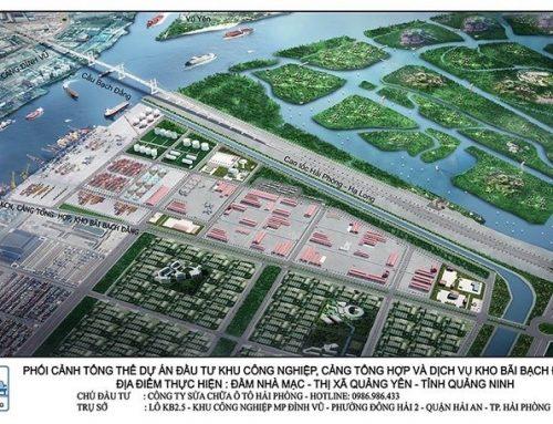 Thủ tướng Chính phủ đồng ý chủ trương đầu tư dự án gần 1.000 tỷ đồng tại Quảng Ninh