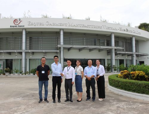 ESQUELベトナム工場