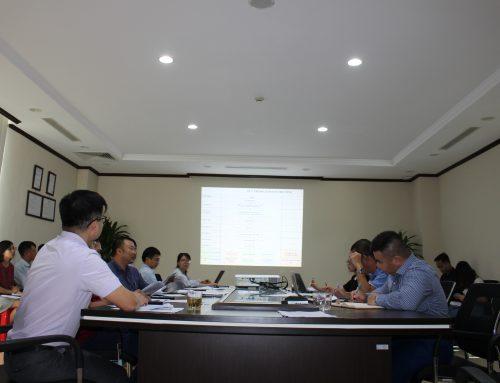 NSN áp dụng chuẩn Hệ thống Quy trình quản lý chất lượng dự án