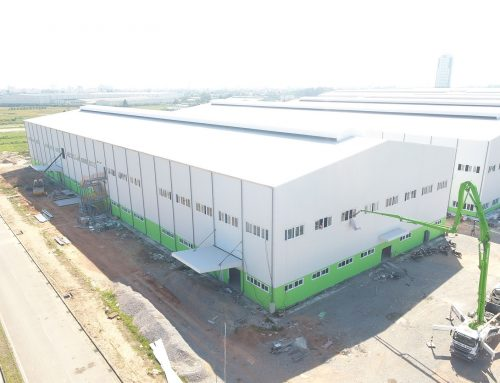 Nhà máy WEHC – Hải Dương