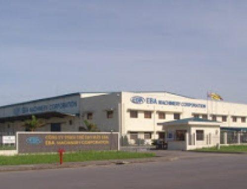 Công ty TNHH Chế tạo máy EBA