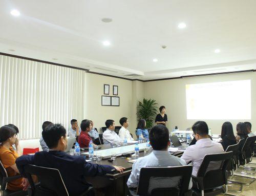 """Hội thảo: """"Xây dựng cơ cấu tổ chức và hệ thống đánh giá hiệu suất công ty NSN"""""""