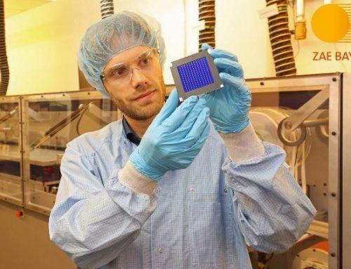 'Pin mặt trời hữu cơ' lập kỷ lục thế giới về hiệu suất