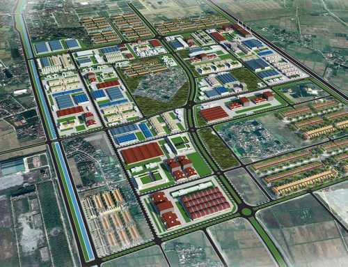 Nhà máy của Parker International corporation Việt Nam Đồng Văn