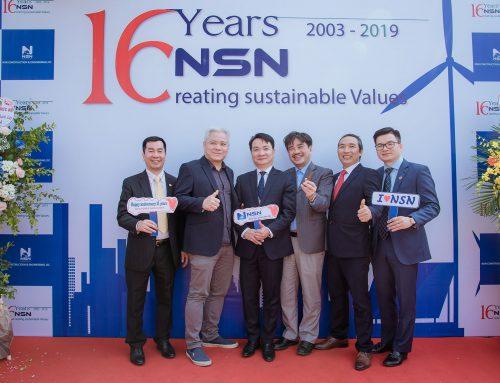 Lễ kỷ niệm 16 năm thành lập NSN