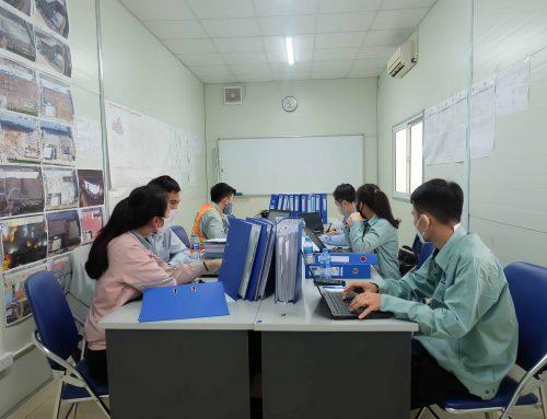 Tổ chức JQA đánh giá ISO 45001:2018 định kỳ lần 1 công ty NSN