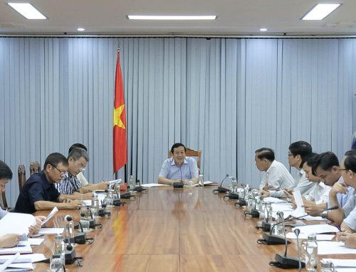 Quảng Bình ra thời hạn hoàn thành dự án điện mặt trời Dohwa trong tháng 12/2020