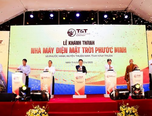 43mn USD solar power plant inaugurated in Ninh Thuan