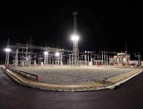 Đóng điện thành công TBA 110kV Nhà máy điện mặt trời Phước Ninh