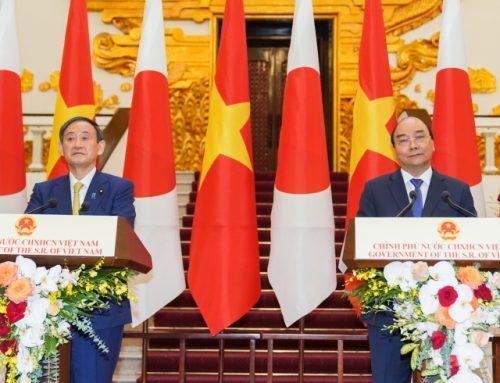 Việt Nam – Nhật Bản ký 12 văn kiện thúc đẩy hợp tác kinh tế