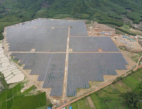 NSNがMy Hiep50MWp太陽光発電プロジェクトの通電に成功