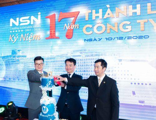 NSN: The company's 17th anniversary