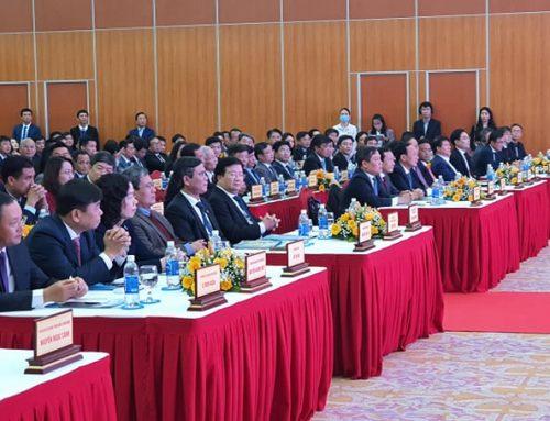 NSN tham dự Hội nghị Xúc tiến đầu tư tỉnh Quảng Bình năm 2021