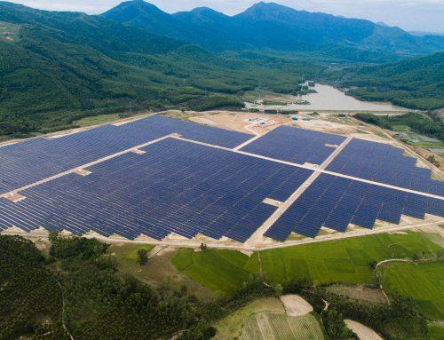 Nhà máy Điện Mặt trời Mỹ Hiệp: Đòn bẩy đưa Bình Định trở thành trung tâm năng lượng tái tạo
