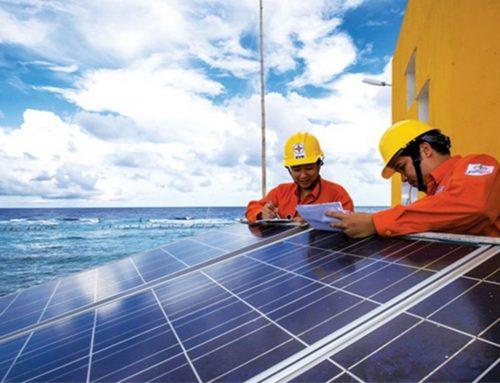 Giá điện mặt trời áp mái có thể giảm mạnh