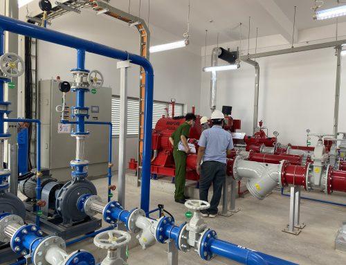 NSN nghiệm thu thành công hệ thống PCCC tại dự án Nhà máy Valuetronics Việt Nam